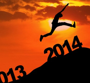 Much Ado about 2014 Resolutions