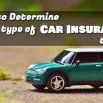 How to Determine What Type of Car Insurance to Get